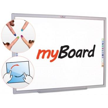 Zestaw interaktywny myBoard SOLID