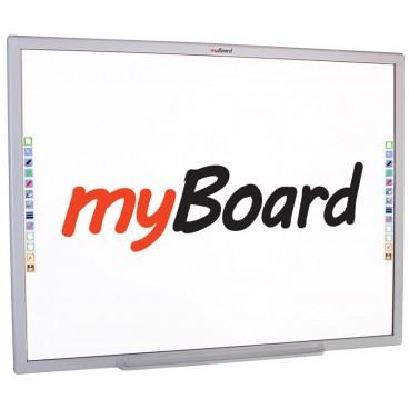 """myBOARD Silver 111""""A  tablica interaktywna dotykowa"""