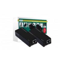 Extender VGA DSUB 15 pin /Ż (gniazdo) kat.5e 80m 1280 x 1024