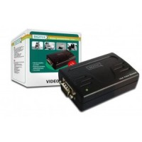Extender VGA DSUB 15 pin /Ż (gniazdo) 65m 1920 x 1440