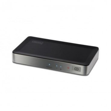 Splitter Video HDMI, wyj. 2xHDMI A /Ż (gniazdo) 225MHz 1.3b (DS-41300)