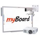 Zestaw interaktywny myBoard STANDARD