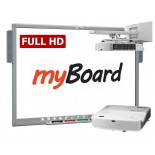 Zestaw interaktywny FULL HD Plus